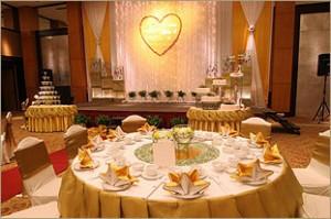 eq hotel hehcmc wedding