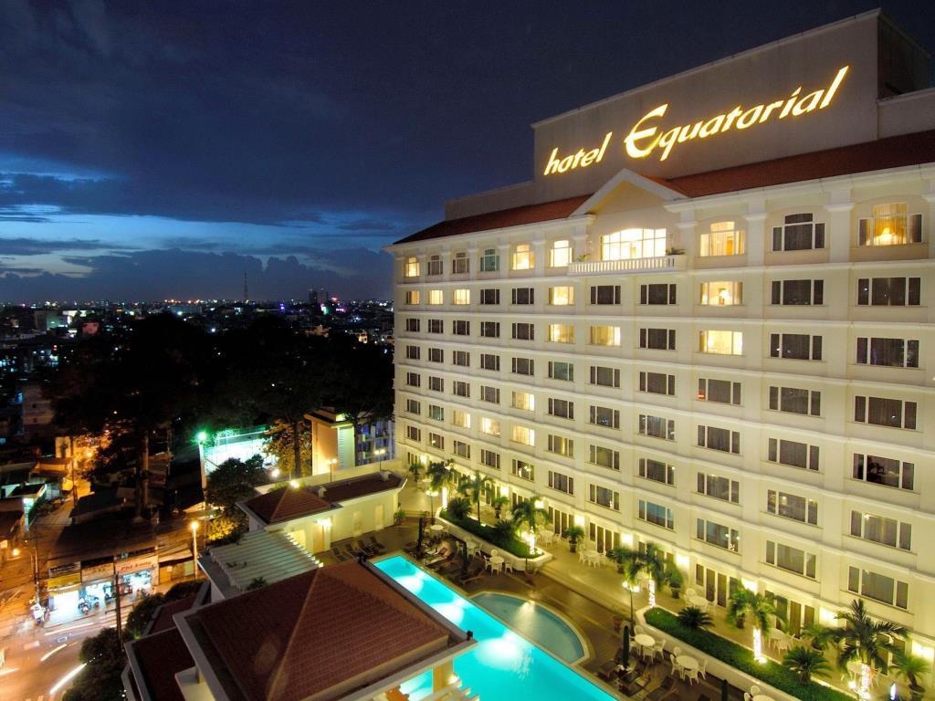 Equatorial Hotel Ho Chi Minh City Hotel Ho Chi Minh City Vietnam