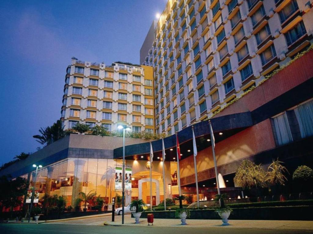 New World Hotel Ho Chi Minh City Hotel Ho Chi Minh City Vietnam