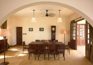ana villa livingroom