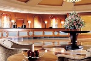 sheraton lobby