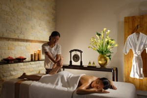 sheraton massage