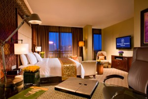 sheraton room